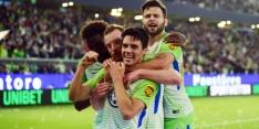 Spoorboekje: Eredivisie op rapport, alles of niets voor Wolfsburg