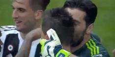 Video: Buffons publiekswissel zorgt ook voor tranen