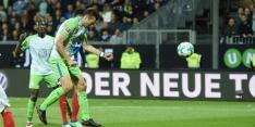 Wolfsburg overleeft play-offs en blijft in Bundesliga