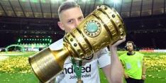 Dortmund haalt aanvaller Wolf weg bij bekerwinnaar Frankfurt