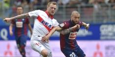 Oud-Feyenoorder Guidetti verkast definitief naar Deportivo Alavés