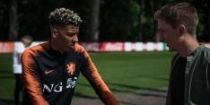 """Veelscorende Van Aanholt blij bij Oranje: """"Klik is uitstekend"""""""