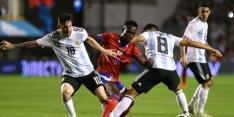 Sprangers blij dat hij niet voor paal is gezet door Messi