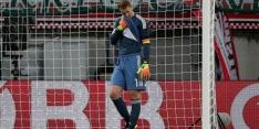 Oostenrijk buigt achterstand om en verpest rentree Neuer