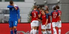 Johnsen helpt Noorwegen aan nipte zege op IJsland