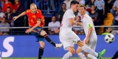 """Iniesta klaar voor laatste WK: """"Zeker parallel met Zidane"""""""