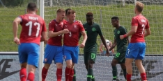 Nigeria verliest van Tsjechië in generale repetitie