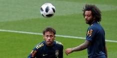 """Marcelo flirt met Neymar: """"Cristiano Ronaldo is niet de baas"""""""