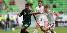 Van Marwijk ziet Australië in slotfase winnen van Hongarije