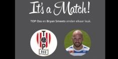 Video: Tinder bezorgt TOP Oss een match met Smeets