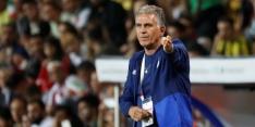 Problemen in Iran: bondscoach kan niet betaald worden