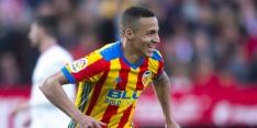 Wereldgoal Rodrigo zet Valencia op goede spoor tegen Bilbao