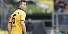 NAC Breda houdt Verschueren voor komende jaren aan boord