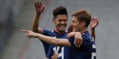 Japan overtuigt in laatste oefenwedstrijd voor WK