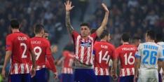 Atlético houdt begeerde Giménez langer in Wanda Metropolitano