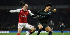 Arsenal - Manchester City in openingsweekend Premier League