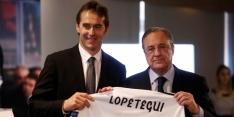 Lopetegui's eerste El Clásico in oktober, Atlético heeft zware start