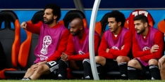 'Salah overweegt te stoppen als international Egypte'