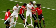 Giménez helpt ploeterend Uruguay en matige Suárez aan de zege