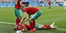 Nordin Amrabat staat gewoon in de basis tegen Portugal