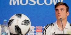 Tagliafico genoot van WK en is blij met Tadic en Blind