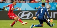 Poulsen beslist 'Eredivisie-duel' met Peru in Deens voordeel