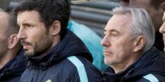 Van Marwijk en Van Bommel laten PSV-kwestie tijdens WK liggen