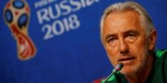 """Van Marwijk: """"Ook tegen Denemarken spelen met discipline"""""""