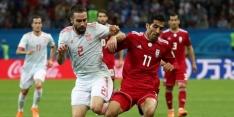 """Carvajal ergert zich aan anti-voetbal Iran: """"Maakt het spel kapot"""""""