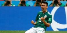 Lozano en Márquez starten bij Mexico, Marcelo niet fit