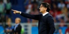 """Dalic trots ondanks nederlaag: """"We misten wat geluk"""""""