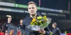 """Schenk tekent voor twee jaar bij Sparta: """"Tijd voor iets nieuws"""""""