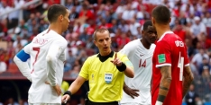 FIFA ontkent dat arbiter vroeg om shirt en veroordeelt Amrabat
