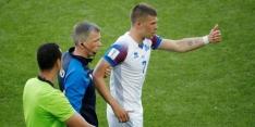 IJsland rekent tegen Nigeria niet op geblesseerde Gudmundsson