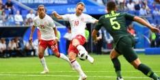 Van Marwijks Australië pakt punt tegen Denen en blijft in race