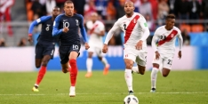 Zuinig Frankrijk houdt Peru in bedwang en haalt tweede ronde
