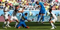 Teruggedraaide penalty wordt gefrustreerd Brazilië niet fataal