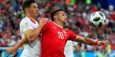 Servië doet goede zaken met winst op Montenegro