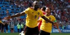 België kan zich richten op achtste finale na zege op Tunesië