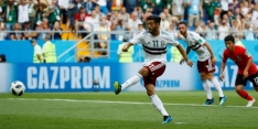 """Topschutter Vela reageert op Ibrahimovic: """"Ik ben nu beter"""""""