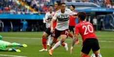 Mexico sprankelt niet, maar zet matig Zuid-Korea opzij