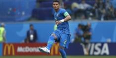 Neymar boos op ploeggenoot Silva na sportief gedrag