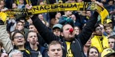 NAC wint doelpuntrijke pot van City, Cambuur langs Sparta