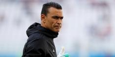 El-Hadary schrijft geschiedenis en is oudste WK-speler ooit