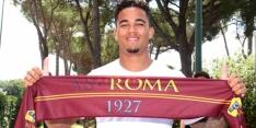 """AS Roma verwacht veel van Kluivert: """"Iedereen wilde hem hebben"""""""