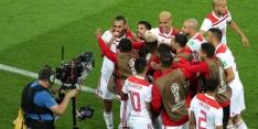 Marokko is ook zonder Ziyech te sterk voor Tunesië