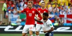 Denemarken moet genoegen nemen met remise tegen Kosovo