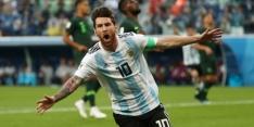 WK-droom Argentinië blijft in leven na sensationeel slot