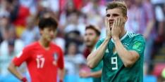 Ongelofelijk: titelhouder Duitsland verliest en kan naar huis