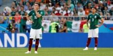 """Mexico bedankt Zuid-Korea: """"Hebben een les geleerd"""""""